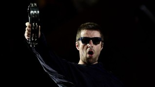 Liam Gallagher Tolak Tampil demi Tonton Inggris vs Panama