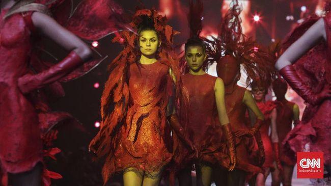 Prediksi Tren Fesyen Terkini 2018