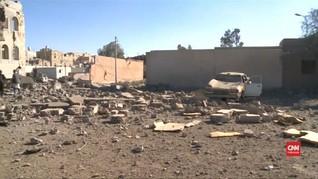 Serangan Saudi Hantam Acara Pernikahan di Yaman, 20 Tewas
