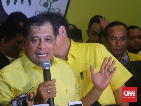 Rapat Golkar Bakal Putuskan soal Pendaftaran 'Komandan' Baru