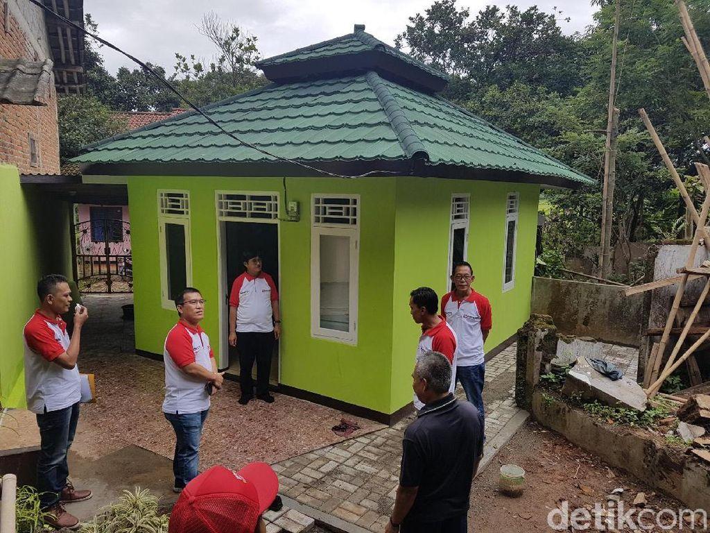 Sinar Mas Land Renovasi Sekolah dan Mushala