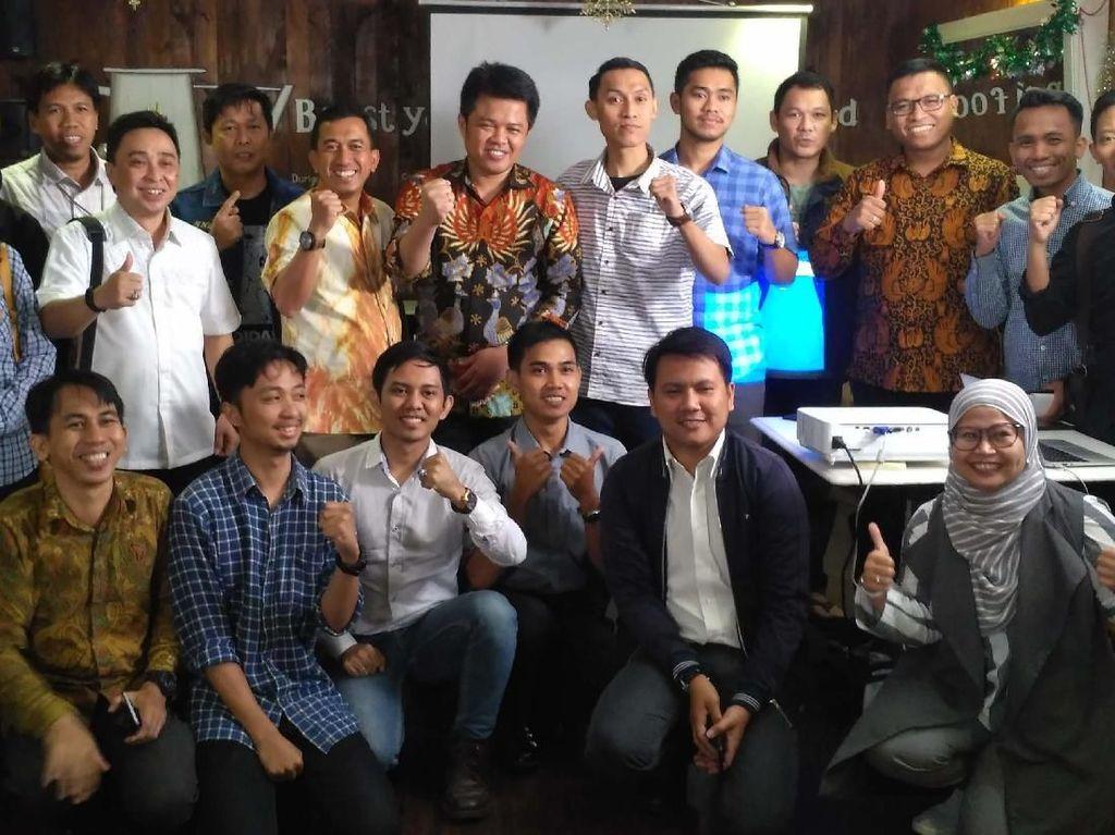 Ketua KPPU Syarkawi Rauf Beri Motivasi Meraih Kesuksesan