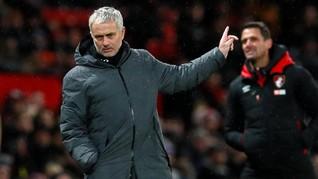 Mourinho: Saya Pasti Berlibur Jika Persaingan Gelar Berakhir