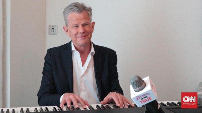 David Foster Enggan Rekaman Kecuali untuk Michael Buble