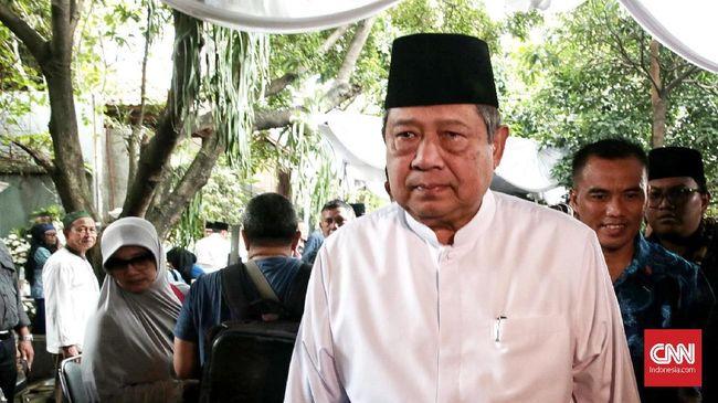 SBY Bakal Sampaikan Pidato Politik 5 Januari