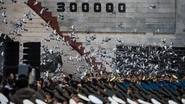 FOTO: Semangat Perdamaian dan Peringatan Pembantaian Nanjing