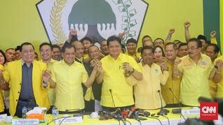 'Rapimnas & Munaslub Hanya Kukuhkan Airlangga Pimpin Golkar'