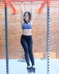 Pantas saja badannya bagus, sebab kalau lagi stres Shandy Aulia lebih memilih melakukan kegiatan yang positif.