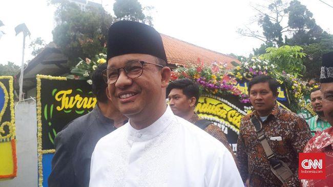 Dana TGUPP Dikritik, Anies Bandingkan dengan Jokowi dan Ahok