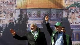 AS Masukkan Pemimpin Hamas dalam Daftar Teroris Global