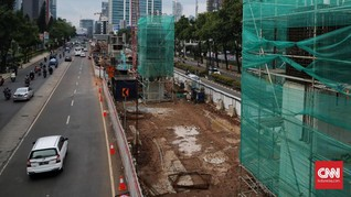 Ada 11 Proyek Infrastruktur Bikin Macet Saat Libur Panjang