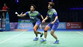 Tontowi/Liliyana Harus Puas Jadi Runner Up Grup