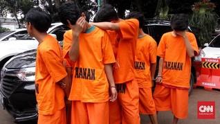 Bacok Polisi dan Cerita Geng Rawa Lele 212 Cari Lawan Tawuran