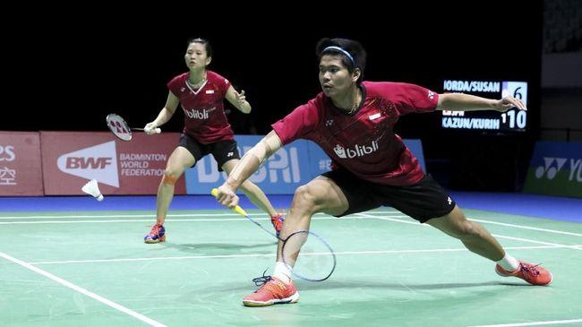 Wakil Indonesia Umbar Taktik Hadapi Babak II All England