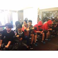 Latihan apa saja yang dilakukannya saat nge-gym? Mantan kekasih aktor Salman Khan ini kerap memilih latihan kekuatan. (Foto: Instagram/katrinakaif)