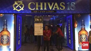 Penjualan Miras di DWP untuk Pengunjung 21 Tahun ke Atas