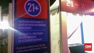 Pemilik Diskotek MG Berada di DWP 2017 Saat Penggerebekan