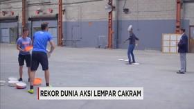 Ahli Lempar Cakram, Youtuber AS Raih 6 Rekor Dunia