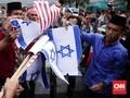 MUI Nilai Konvoi Bendera Israel di Papua Menentang Negara
