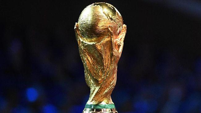 Total Hadiah Piala Dunia 2018 Capai Rp5,4 Triliun