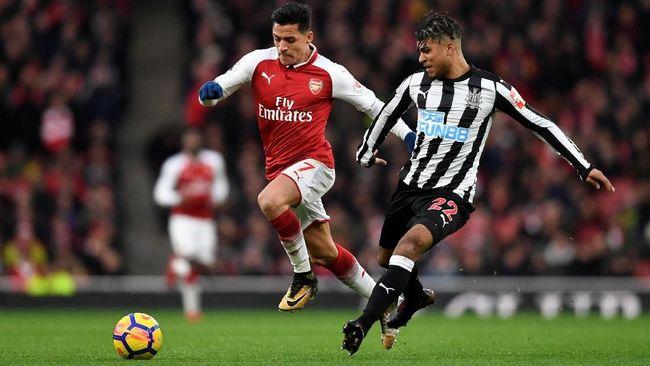 Transfer Alexis Sanchez ke Manchester United Segera Diumumkan