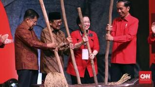 Megawati Ingin Kedaulatan Pangan, Bukan Ketahanan Pangan