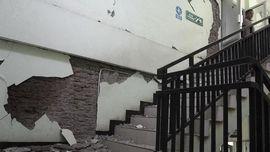 8 Bangunan SD di Garut Rusak Akibat Gempa