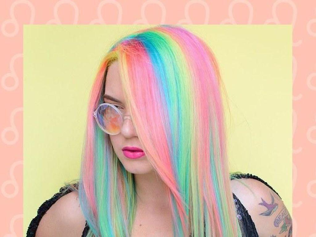 Foto: 12 Warna Rambut yang Cocok dengan Zodiak Kamu