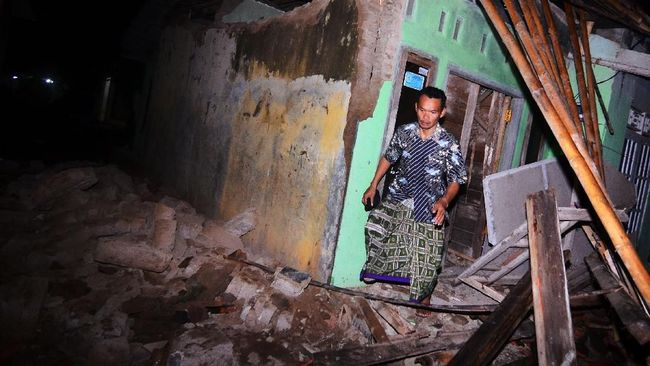 Tasikmalaya, Pangandaran, Ciamis Terdampak Gempa Paling Parah