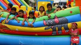 Orang Tua, Kunci Anak Indonesia yang Gembira Seutuhnya