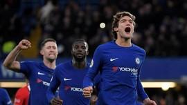 Arsenal dan Chelsea Sukses Amankan Laga Kandang