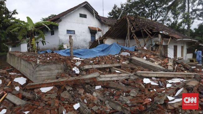 Cerita dari Sadananya yang Alami Kerusakan Parah akibat Gempa