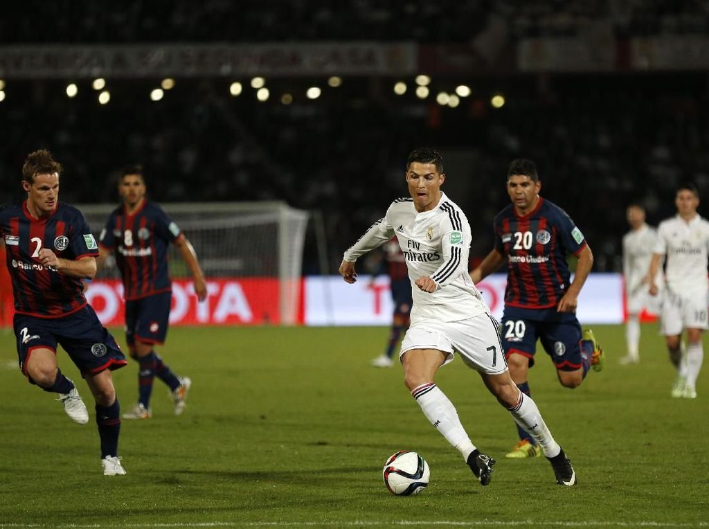 Melihat Kembali Final Piala Dunia Antarklub dalam 8 Tahun Terakhir