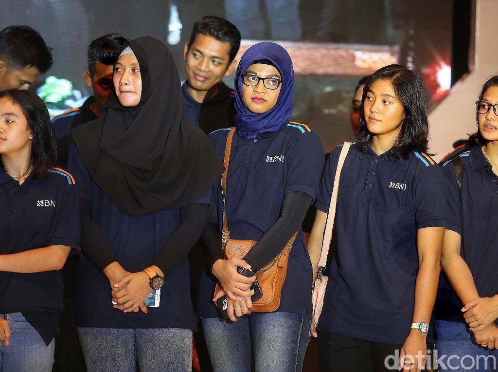 Kompetisi Bola Voli terbesar di Indonesia, Proliga 2018, sudah semakin dekat. Bank Negara Indonesia (BNI) untuk pertama kalinya memperkenalkan Tim Voli BNI Proliga 2018, Putra dan Putri.