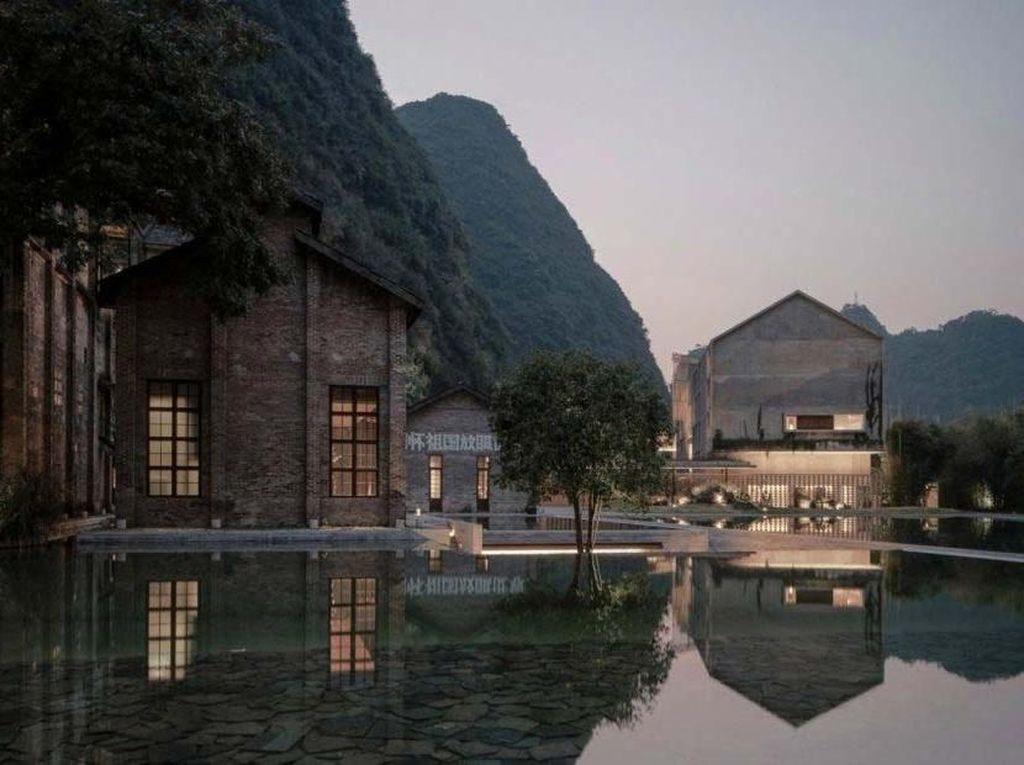 Pabrik Gula Disulap Jadi Hotel Mewah