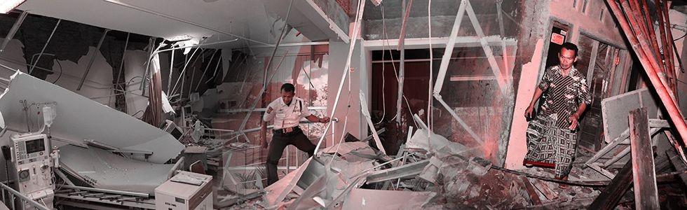 Gempa Guncang Selatan Jawa