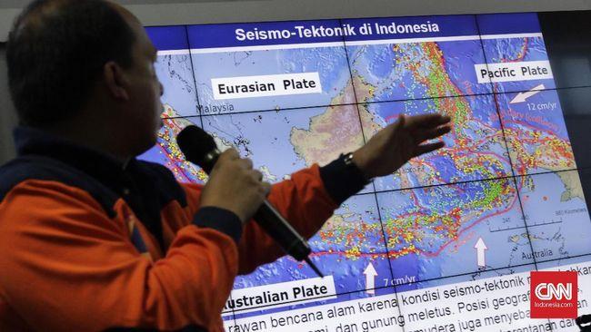 BNPB Kesulitan Deteksi Tsunami Akibat Buoy Rusak