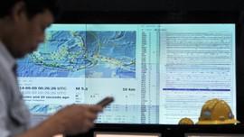 Gempa 5,2 SR Kembali Guncang Sulteng