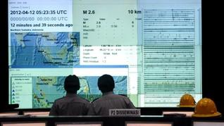 Gempa Magnitudo 7,7 Guncang Maluku, Tak Berpotensi Tsunami