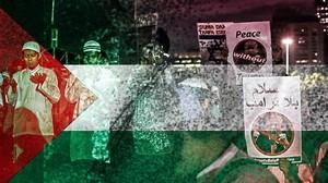 Aksi Bela Palestina 1712