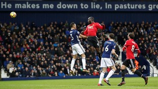 Manchester United Raup Tiga Poin di Markas West Brom