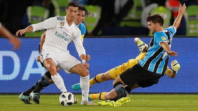 Ronaldo Minta Barcelona Beri Madrid Pagar Penghormatan
