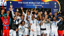 Rekor Baru Real Madrid dan Ronaldo di Piala Dunia Antarklub