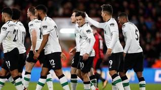 Putus Rekor Buruk, Liverpool Mengamuk di Kandang Bournemouth