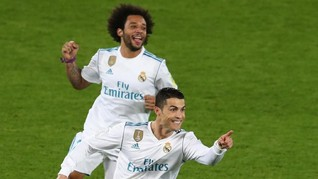 Real Madrid Juara Piala Dunia Antarklub 2017
