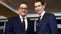 Partai Konservatif Austria Gandeng Partai Anti-Imigran