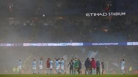 Hajar Tottenham, Rekor Manchester City Berlanjut