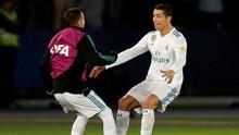 Selebrasi Gol Ronaldo Akibat Prediksi Vazquez