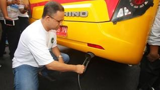 Gaikindo Ingatkan Anies Mobil Baru Sudah Uji Emisi