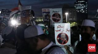 Massa 1712 Minta TNI Dikirim ke Palestina